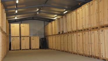 Garde-meubles & Stockage