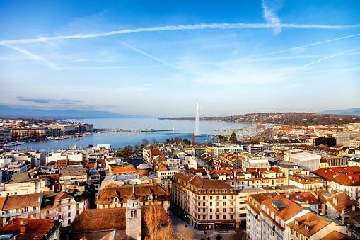 Déménager à Genève