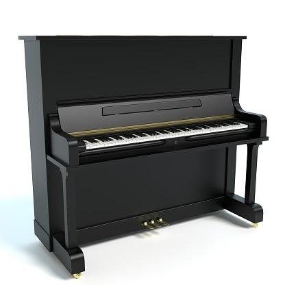 Comment manipuler un piano droit ?